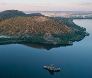Озеро Боровое (Аулиеколь)