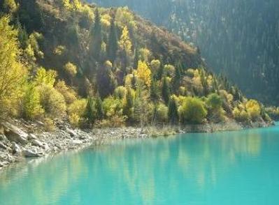 Озёра Казахстана - Озёра - Чистая вода