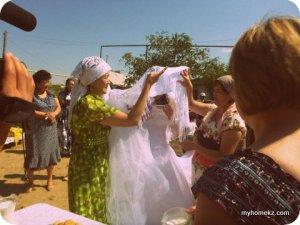 свадьба в ауле